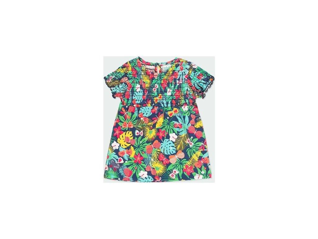 Květinové šaty pro holčičku Boboli