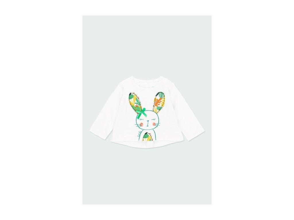 Tričko se zajíčkem Boboli
