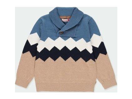 Chlapecký pletený  svetr BOBOLI