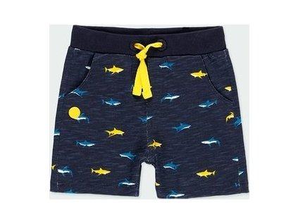 Bermudy pro chlapečka se žralokem Boboli
