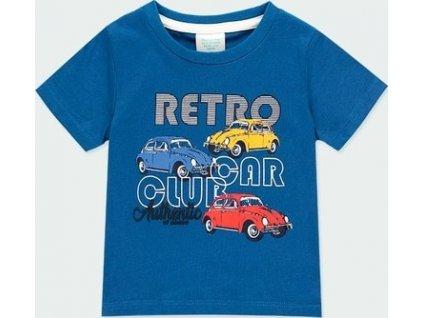 Chlapecké tričko s motivy aut