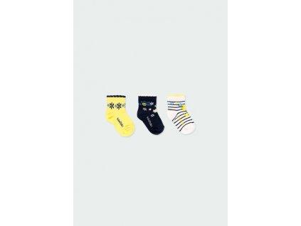 Balení ponožek pro holčičku Boboli