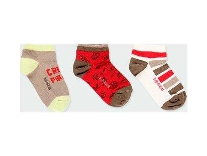 Balení ponožek Boboli