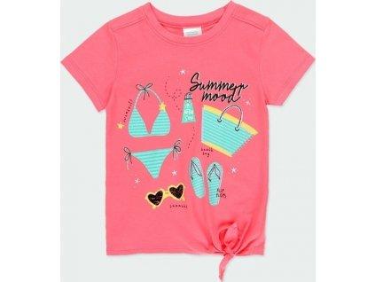 Dívčí tričko s motivy léta Boboli