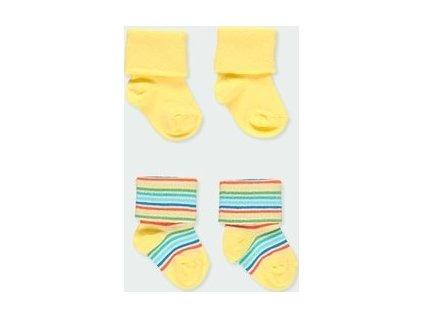 Balení dětských ponožek Boboli