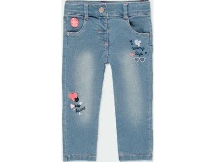 Holčičí riflové kalhoty Boboli