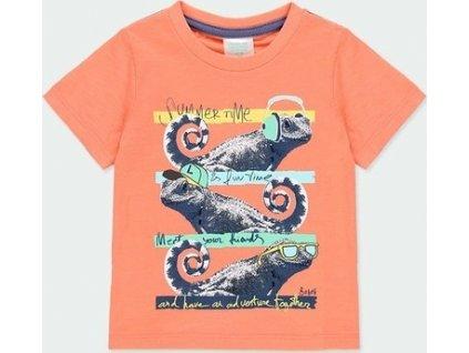 Tričko chameleon pro chlapečka Boboli