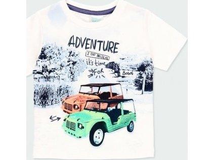 Tričko s auty  pro chlapečka