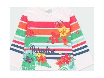 Tričko PARADISE pro holčičku Boboli