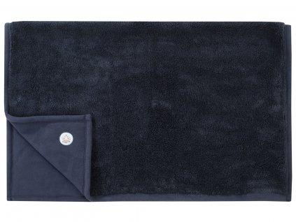 Chlupatá deka 100cm x 70 cm modrá Jacky