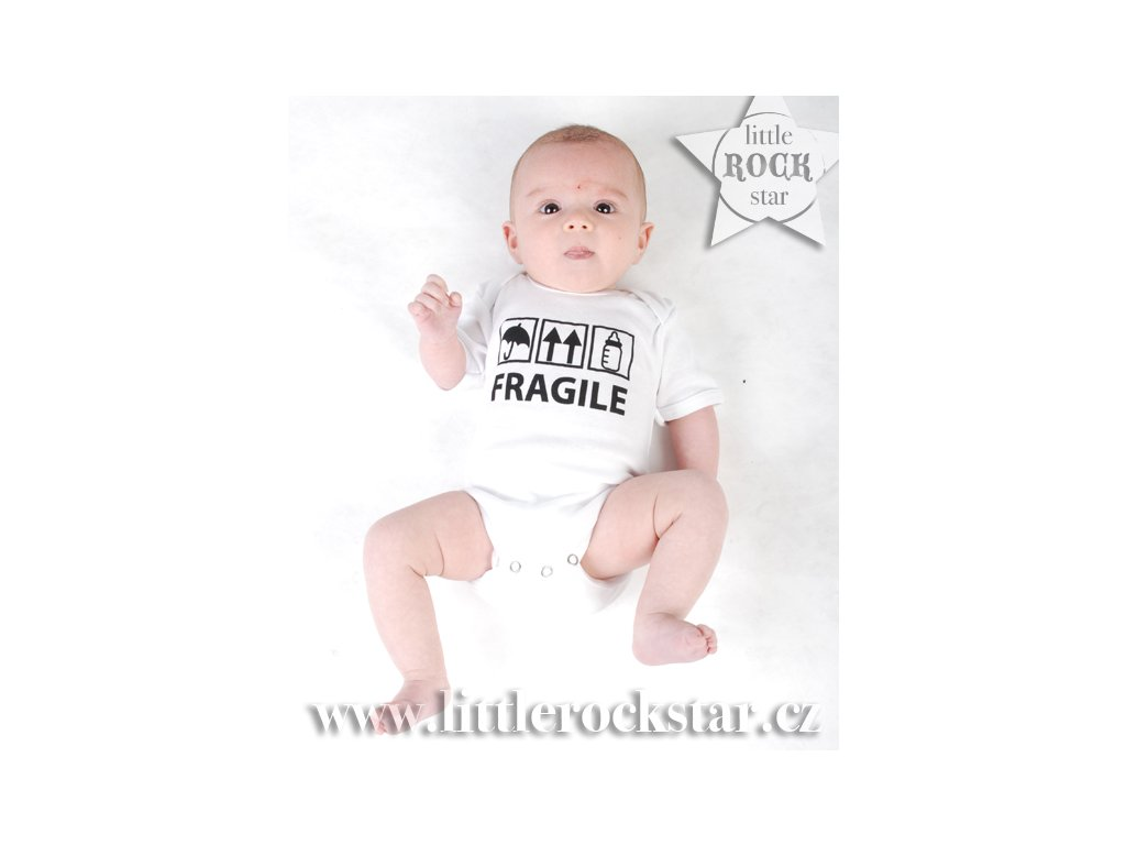 FRAGILE (body bílé KR)