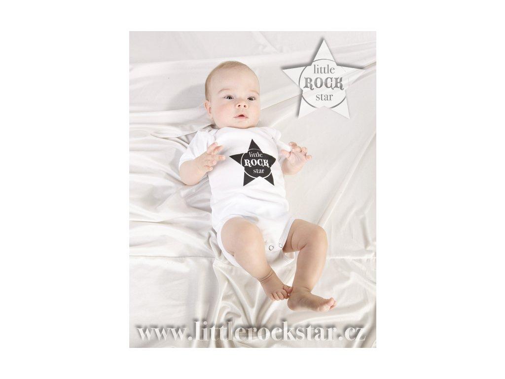 LITTLE ROCK STAR (body bílé KR)