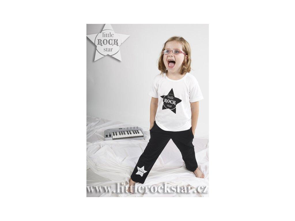 LITTLE ROCK STAR (tepláky)