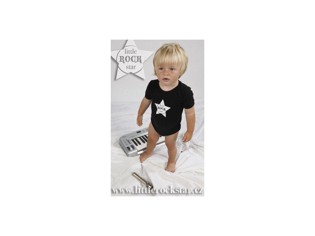 LITTLE ROCK STAR (body černé KR)