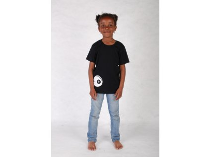 8 (triko černé KR)