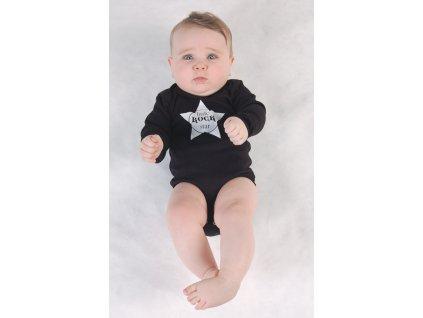 LITTLE ROCK STAR (body černé DR)