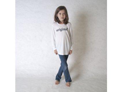 ORIGINAL (triko bílé DR)