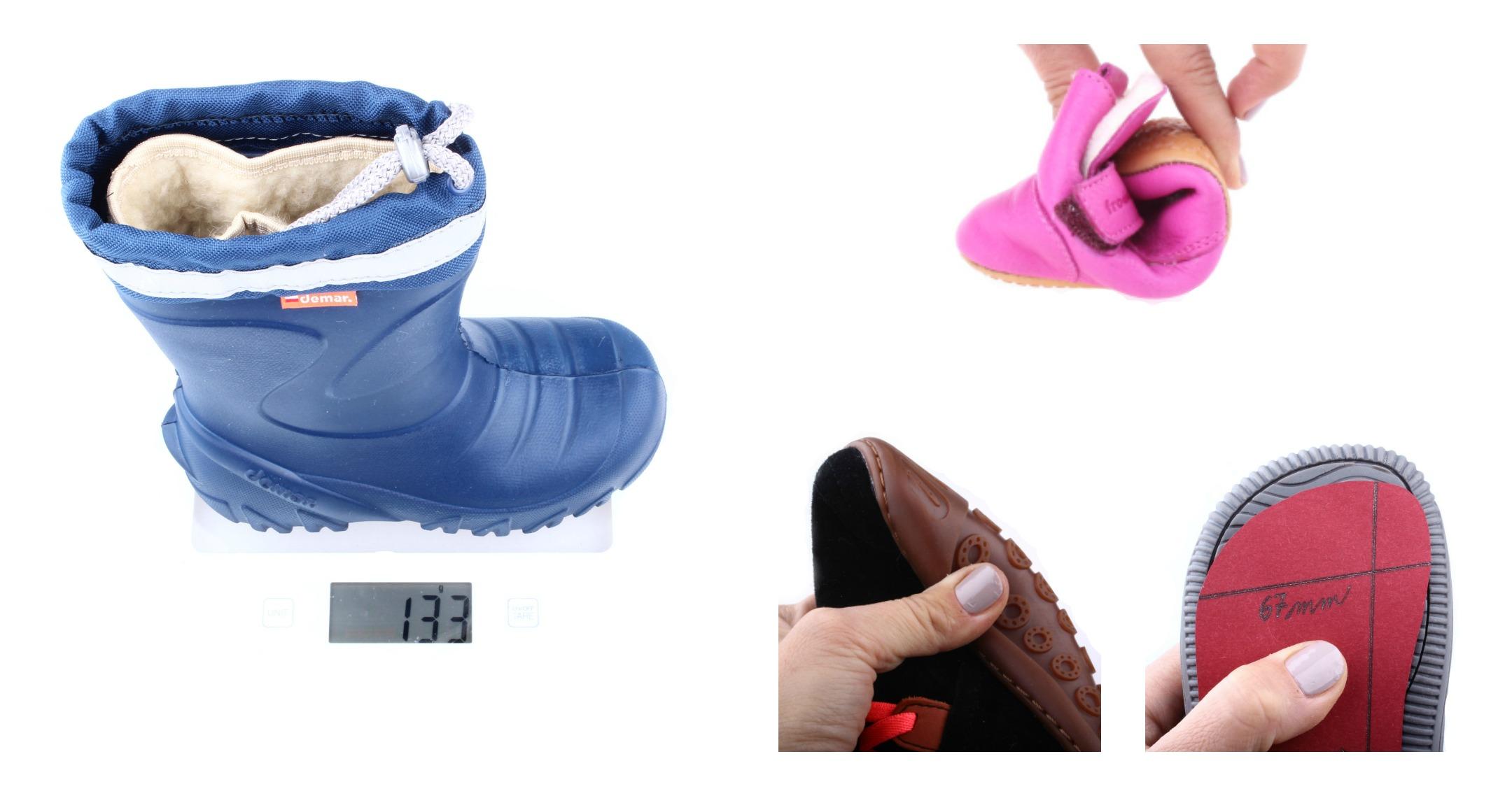 Zimní boty pod drobnohledem
