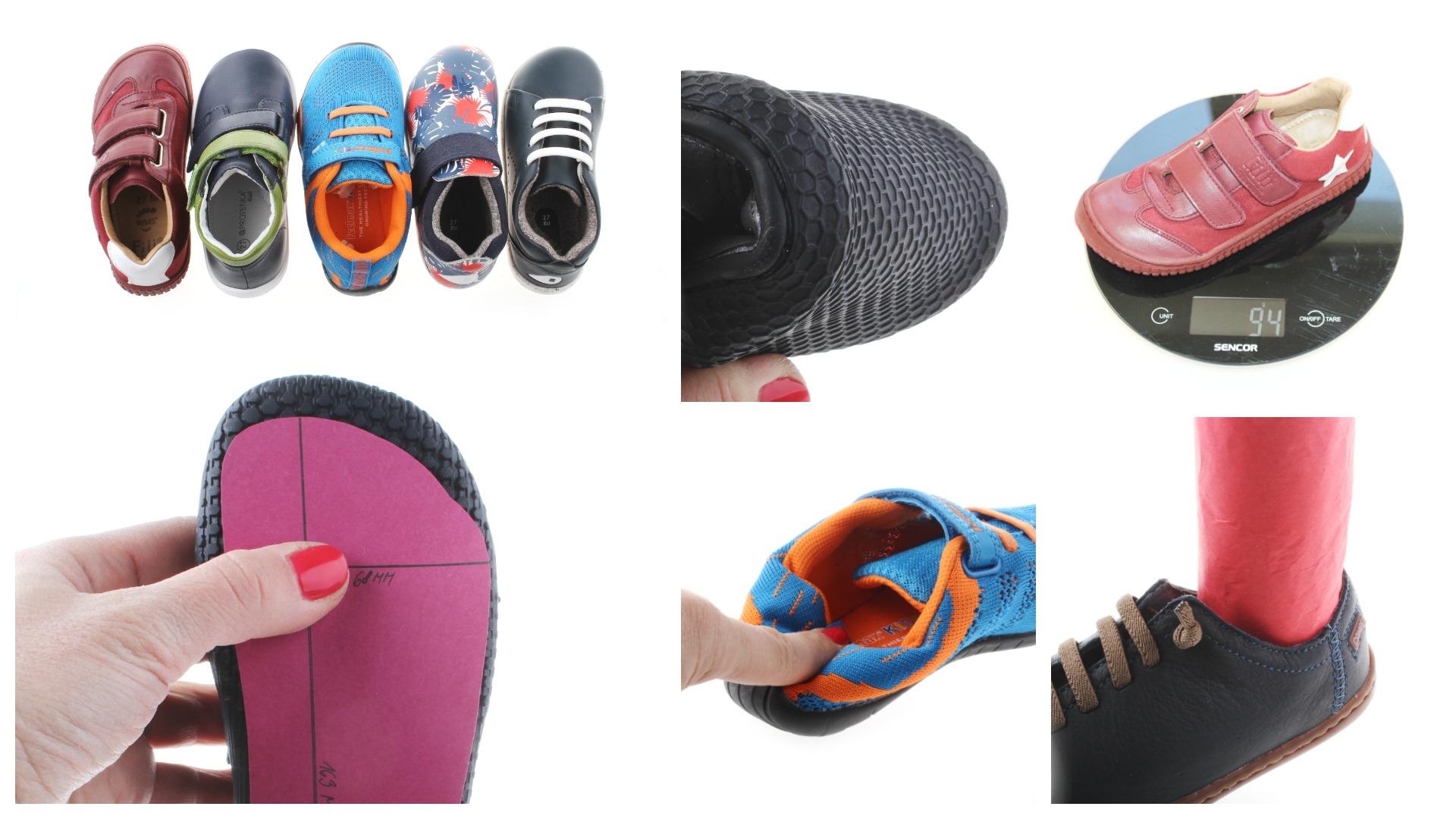 Jarní srovnávačka boty vel. 27