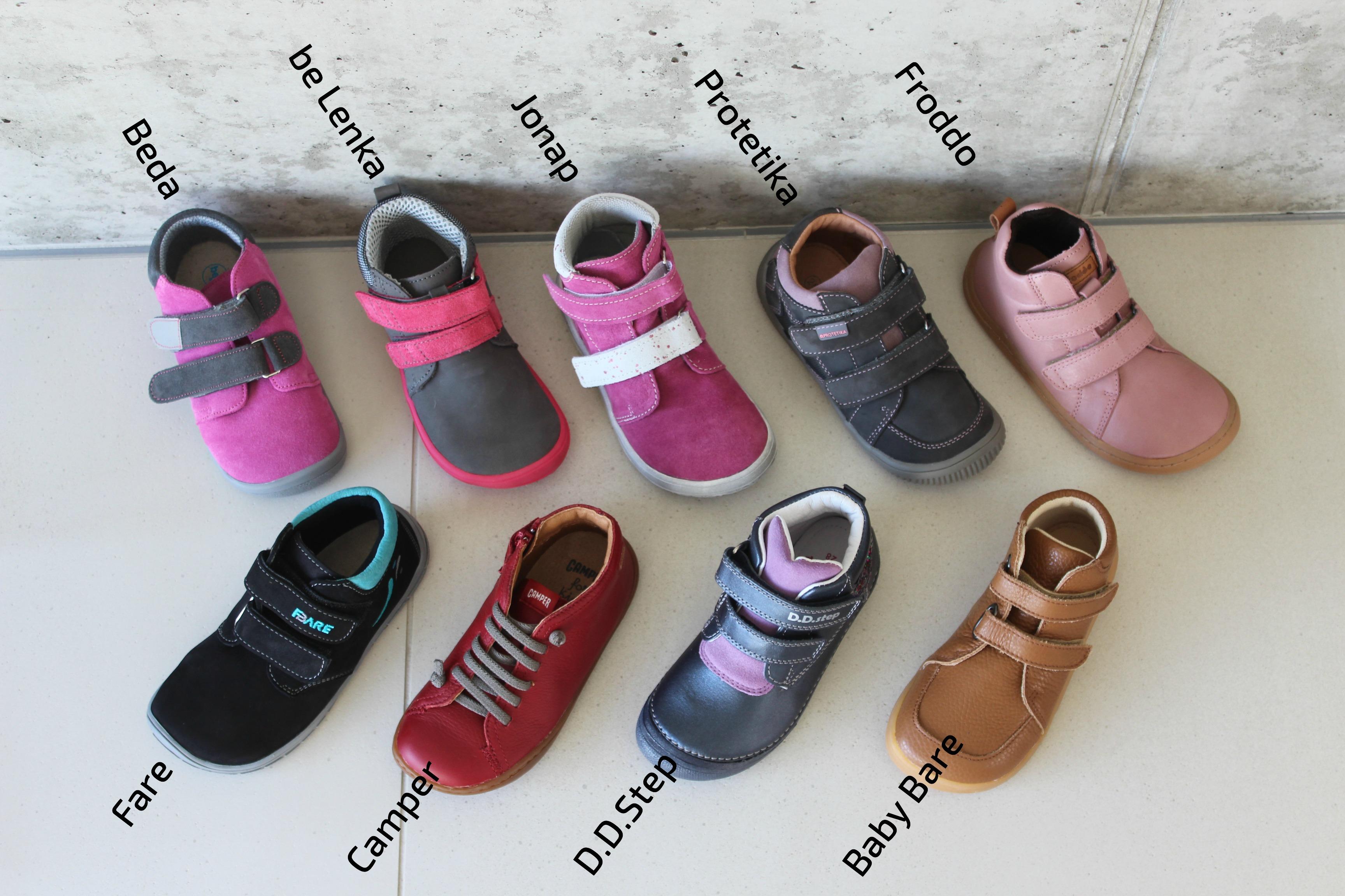 Až přijdou na řadu boty