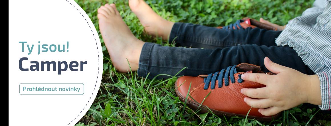 Camper celoroční a zimní boty