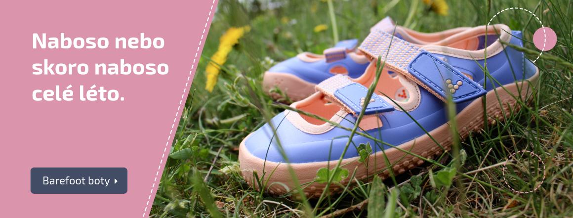 Vivobarefoot sandálky