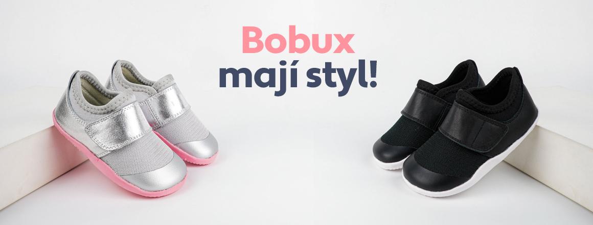 Bobuxbux jarní boty