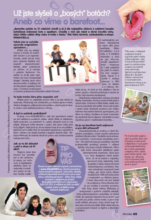 Časopis miminko