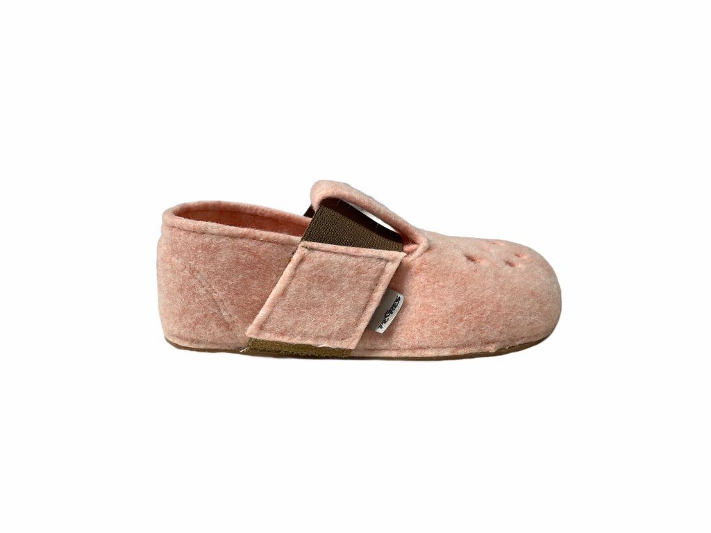 barefoot bačkory