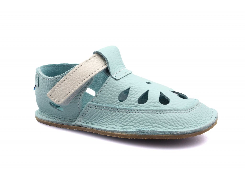 sandály/bačkory Baby Bare IO Acqua - TS