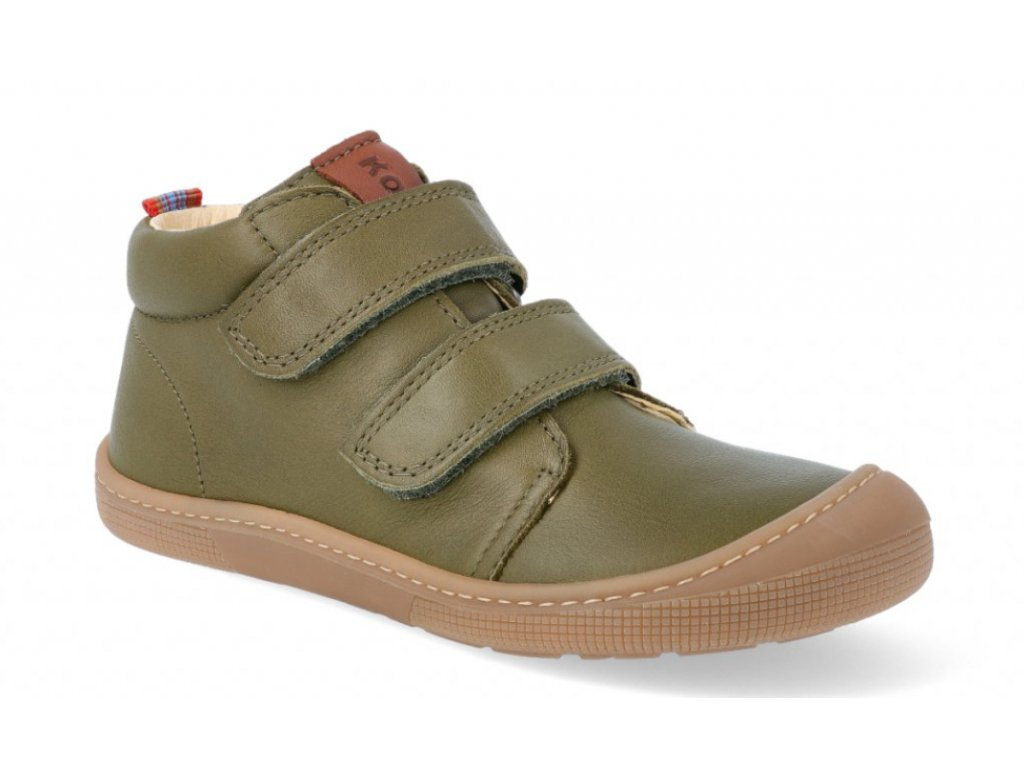 podzimní barefoot boty Koel