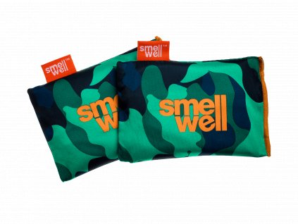 Smell well Camo green