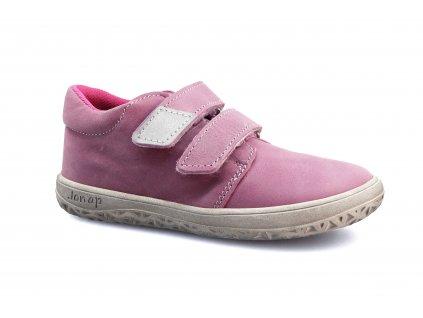 boty Jonap B1 MV růžová