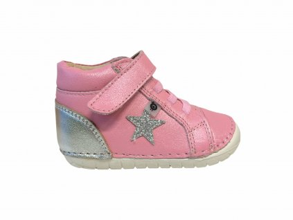 boty Oldsoles Champster Pave pearl pink, silver, glam argent