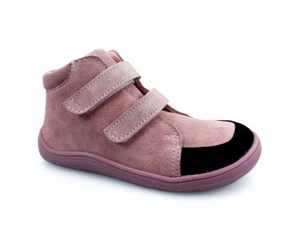 boty Baby Bare Febo Fall Pink asfaltico (s membránou)