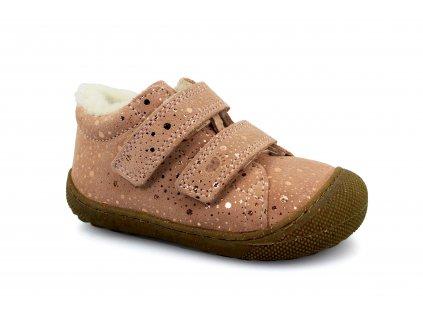 Lurchi boty na suchý zip zimní