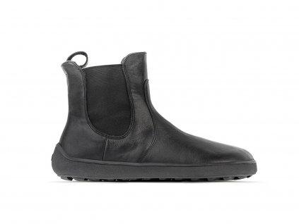 barefoot topanky belenka entice all black 24379 size large v 1