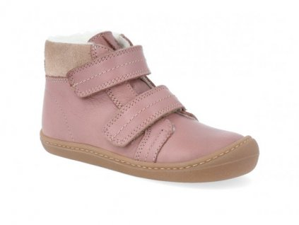 25146 1 barefoot zimni obuv koel4kids bart nappa wool old pink 06w003 102 600 2(1)