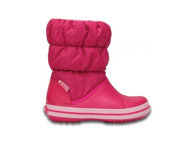 Crocs puff boot