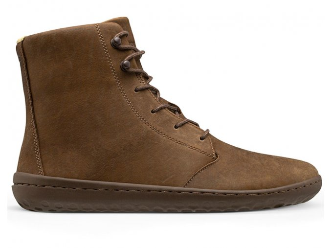 Vivobarefoot gobi hi iii brown prava