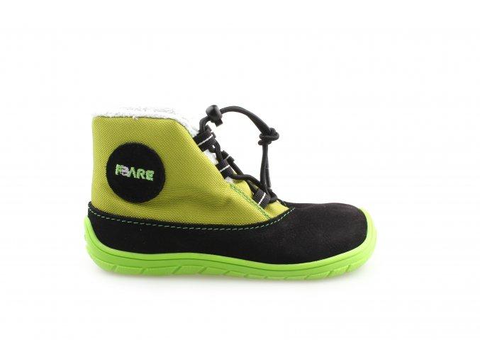 zimní boty Fare