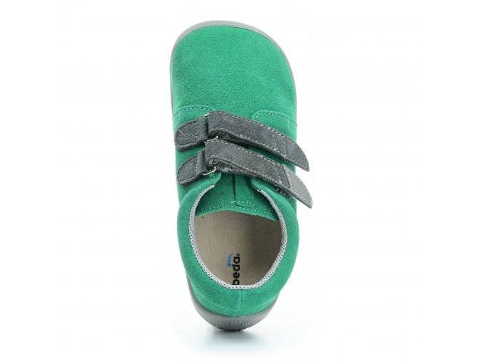 kožené jarní boty Sam Beda barefoot