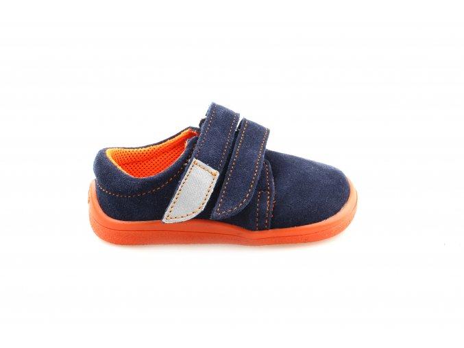 kožené barefoot boty Beda