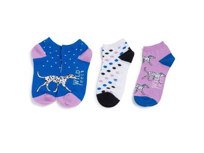 ponožky Dalmatin