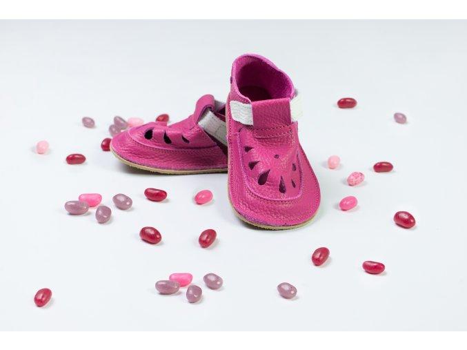 sandály/bačkory Baby Bare IO Waterlily - TS