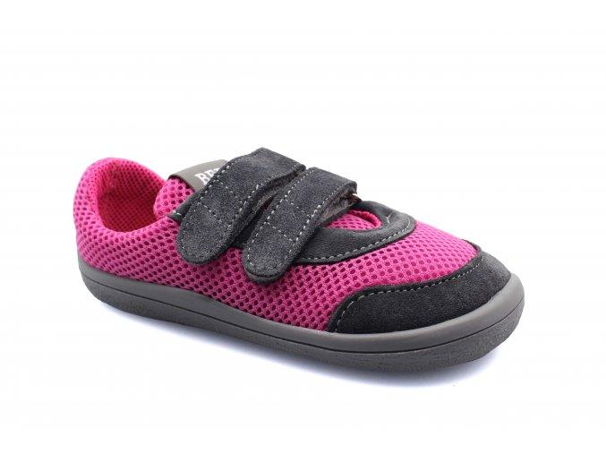 boty Beda Linda (BF 0003/SK/W síťovina s kůží, 2 suché zipy)
