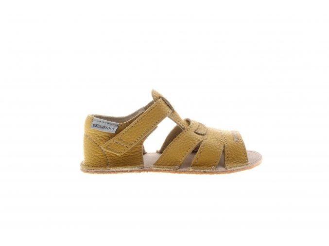 sandály OK barefoot