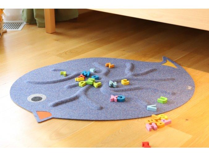 Rooty rug senzomotorický koberec
