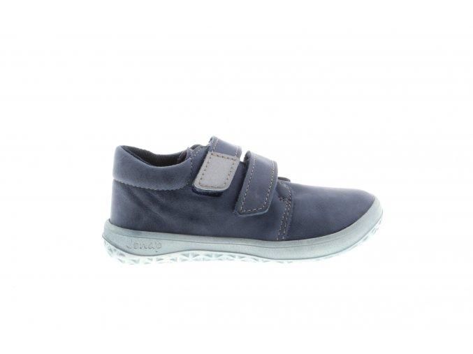 boty Jonap celoročníjonap celokožené barefoot boty