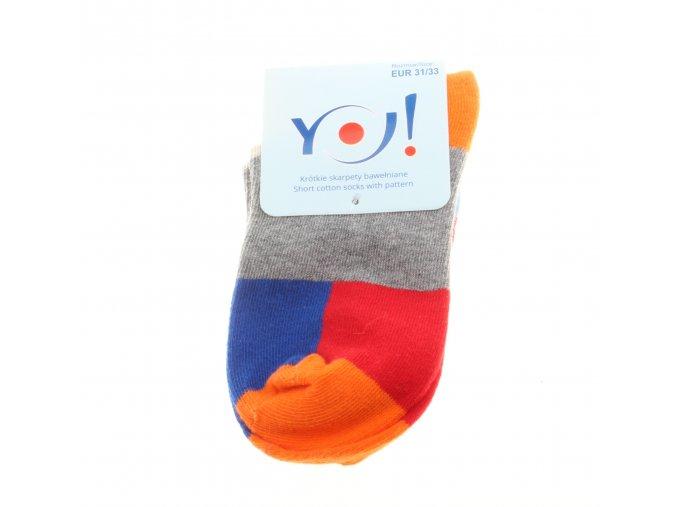ponožky bavlněné